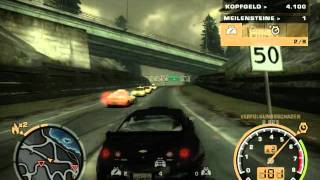 Lets Play Need for Speed Most Wanted #31 (German)