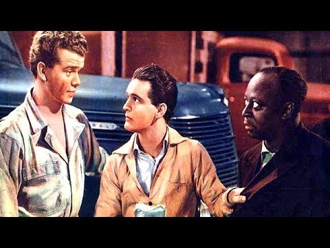 THE GANG'S ALL HERE  Frankie Darro  Keye Luke  Full Action Movie  English  HD  720p