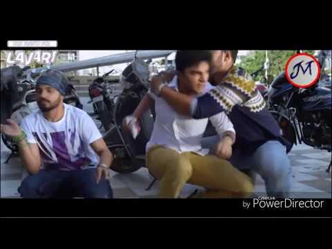 Gujrati comedy scene lavari
