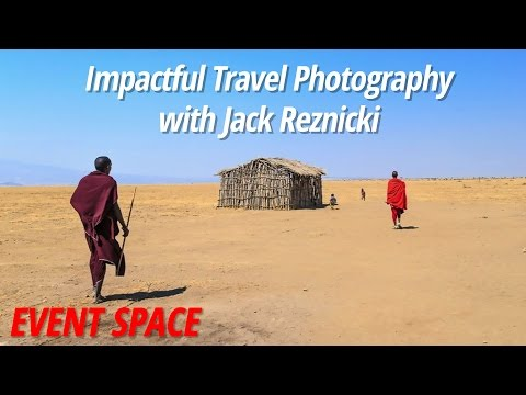 Impactful Travel Photography with Jack Reznicki