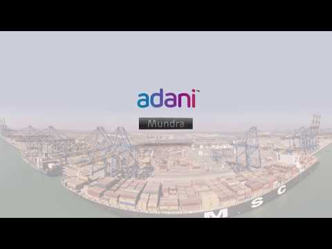 Adani Group - Experience Mundra Port | Crude Oil - Virtual Reality Tour