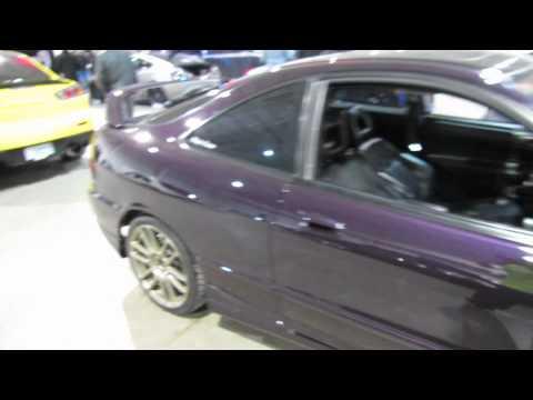 2000 Acura Integra Custom At 2014 MegaSpeed Car