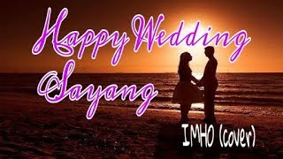 VIRAL !!  HAPPY WEDDING SAYANG_Lagu Manado terbaru 2018