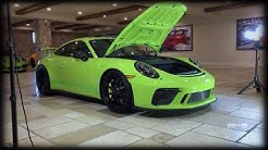 Detail BOSS: Scottsdale AZ, PORSCHE GT3 BIRCH GREEN Polish + PPF Clear Bra