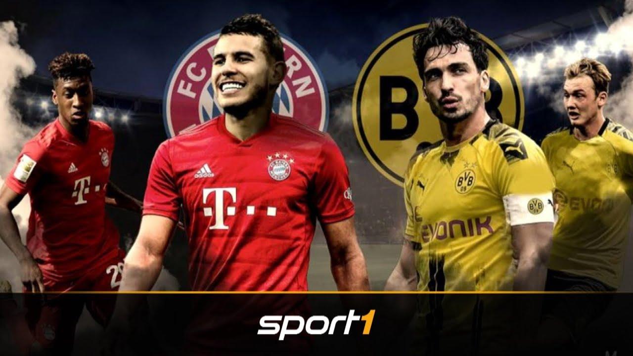 Ausrufezeichen vs. Ungewissheit - BVB und Bayern im Transfervergleich | SPORT1