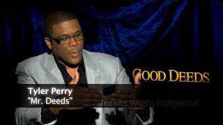 Tyler Perry Becomes A Lover Boy