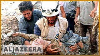 🇮🇱 🇸🇾 Israel evacuates 800 White Helmets from Syria to Jordan | Al Jazeera English