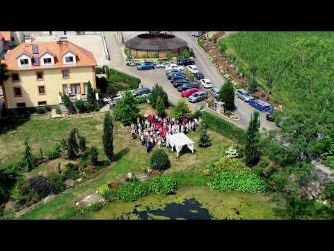 Svatební videa dronem - Vosa Dron