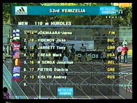GP Grécia de Atletismo - 2001 - parte I