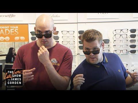 Web Exclusive: LensCrafters Take a Break