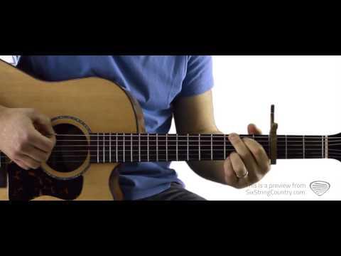 Doin' What She Likes - Guitar Lesson and Tutorial - Blake Shelton
