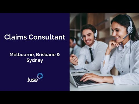 Job Opportunity: Claims Consultant - Melbourne, Brisbane & Sydney