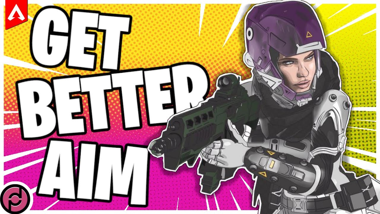 Apex Legends Aim Help - new training routine in Aim Lab