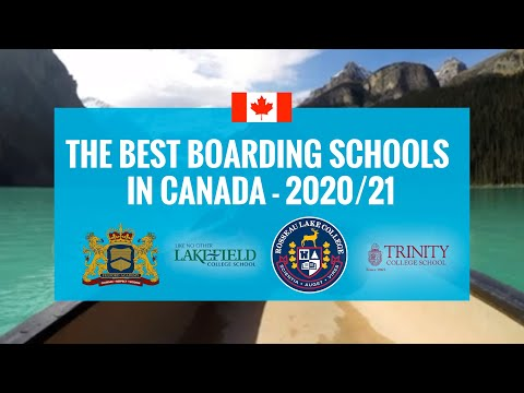 The Best Boarding Schools In Canada 2020/21