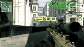 MW3 Montage【Above Levels】~ Introducing ourselves ~