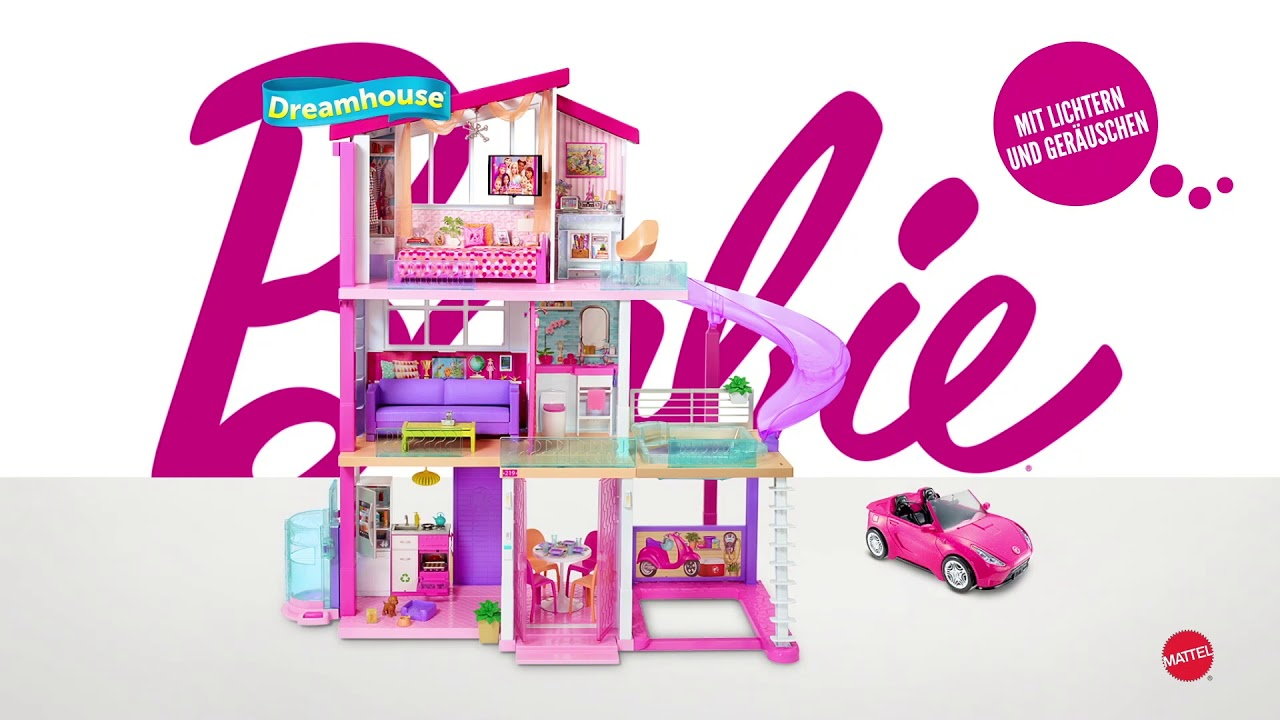 Barbie Traumvilla