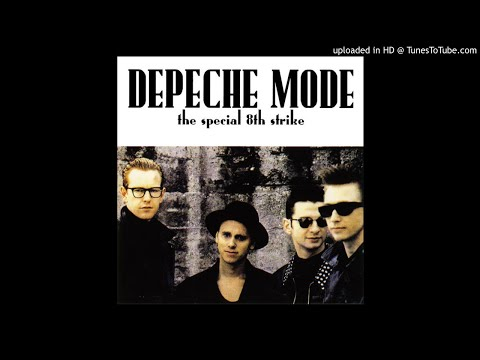 Depeche Mode - A Question Of Lust [Answer Mix] Strike 8