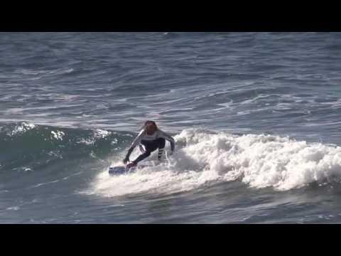 Надувная доска для чистого серфинга