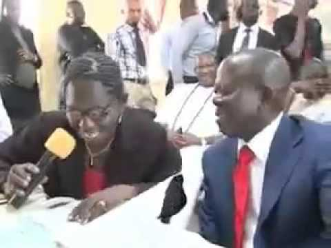 Video: The Teacher Who Can't Read, During An Interview With Gov. Adams Oshiomhole