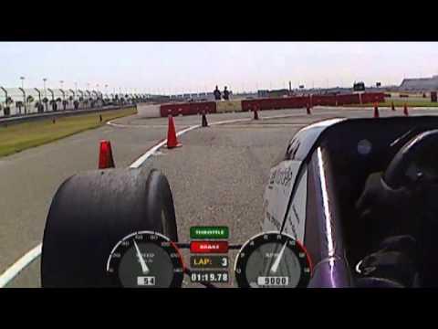 UWO Formula Racing 2010 Formula SAE California Endurance 2