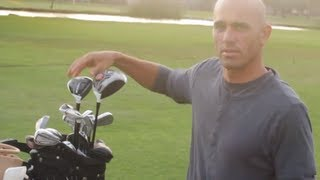 Kelly Slater Surfs With & Loses Golf to Kanoa Igarashi | #Kanoa, Ep. 3