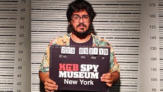 NYC's Coolest Museum You've Never Heard Of - KGB Espionage Museum