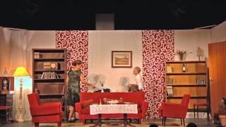 La muralla (obra de teatro) ACTO 1 de Joaquín Calvo Sotelo.