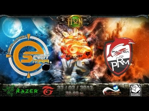 HTT BY Razer G-League PRM VS NEOES.MRR Round 12 วันที่ 22/2/2013