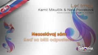 "Kamil Mikulcík & Nela Pocisková - ""Let"