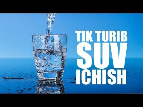 Tik Turib Suv Ichish   Shayx Sodiq Samarqandiy