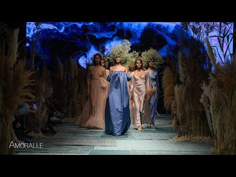 Amoralle Spring Summer 2020 Fashion show at Riga Fashion Week