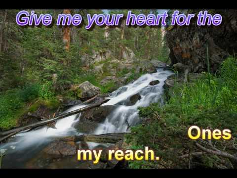 Brandon Heath - Give Me Your Eyes / lyrics