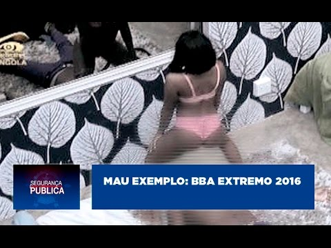 Mau exemplo: BBA Extremo 2016