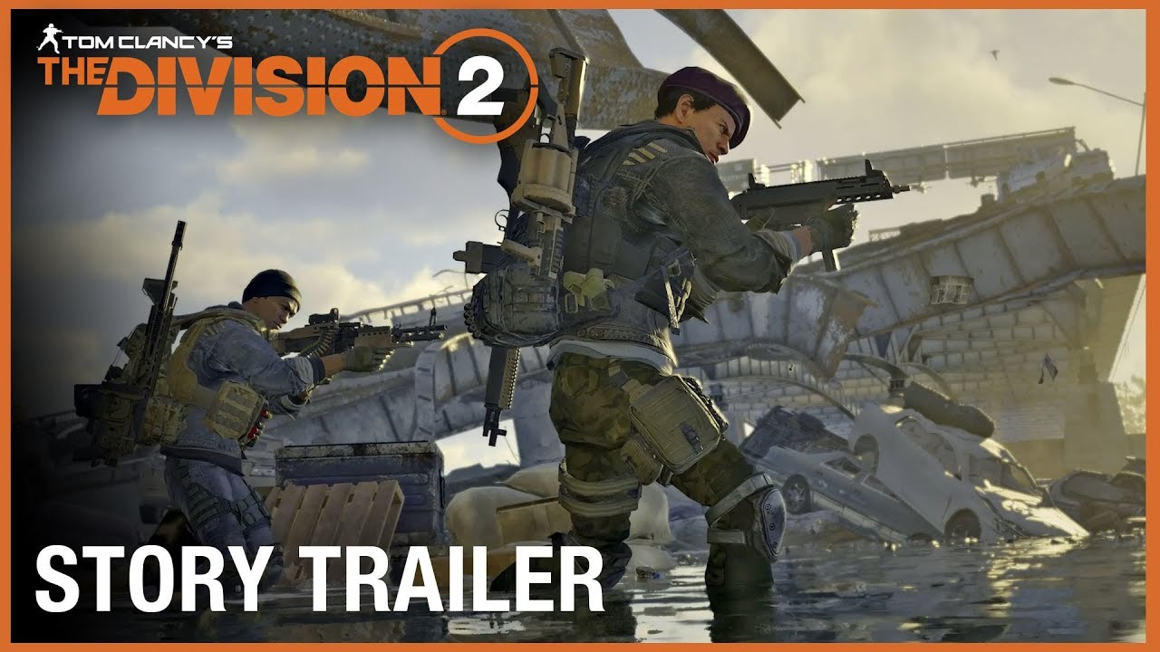 The Division 2' is as Bland and Senseless as a Tucker