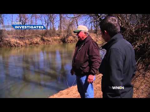 WNCN Investigates | Duke Energy coal ash spill causes a toxic mess