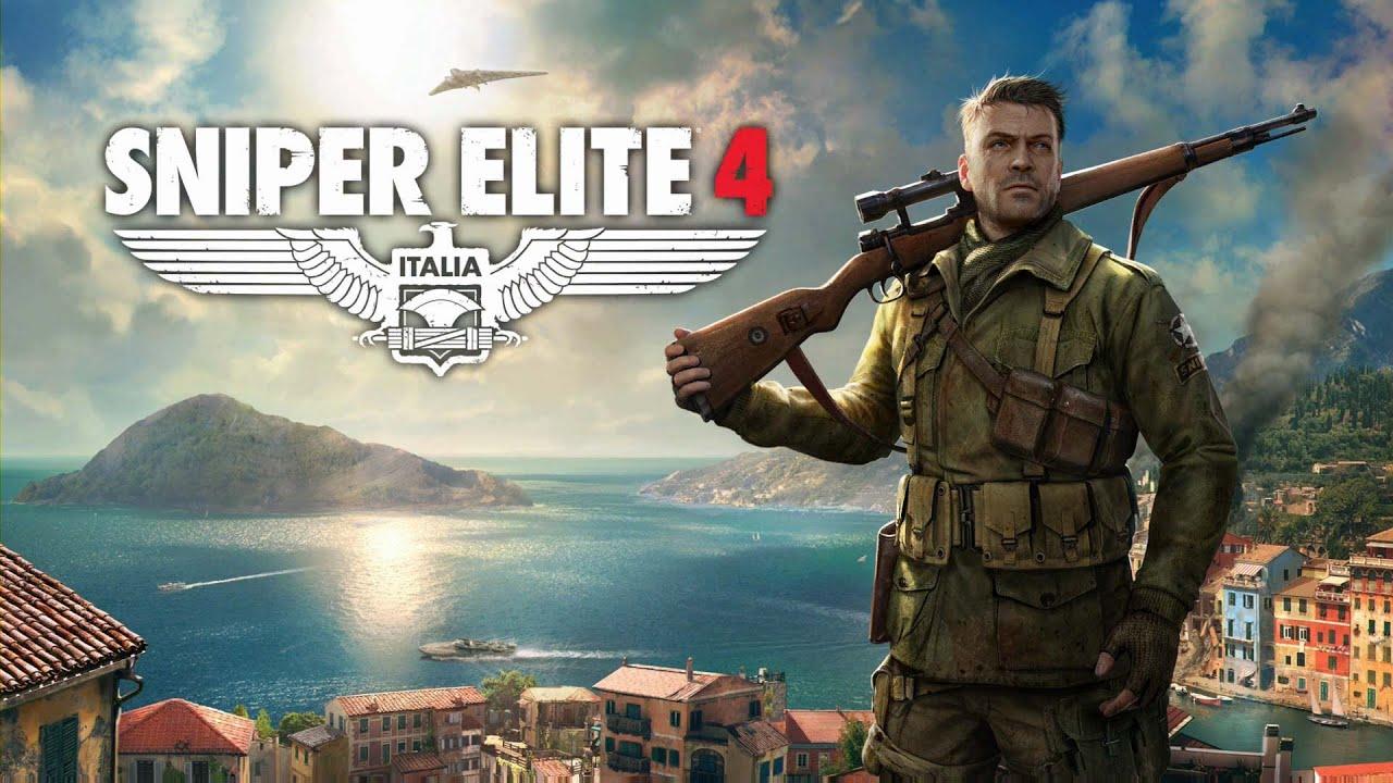 DÜŞMANIN İÇİNDEN GEÇMEK / Sniper Elite 4 Türkçe Multiplayer - Bölüm 1