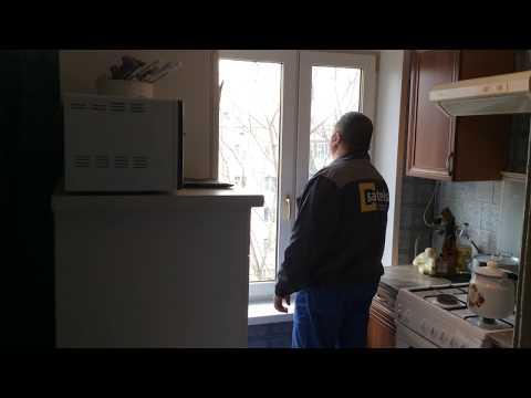 Видео-отзыв об окнах Satels на кухню из Каширы.