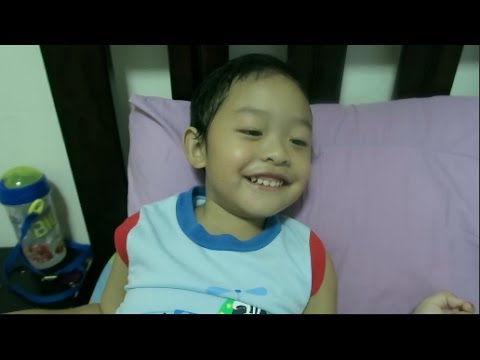 VLOG #995: MY LITTLE JUSTINE! (Mar 7, 2017) | PINOY IN SINGAPORE