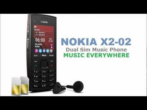 Nokia X2-02 Dual Sim Music Phone