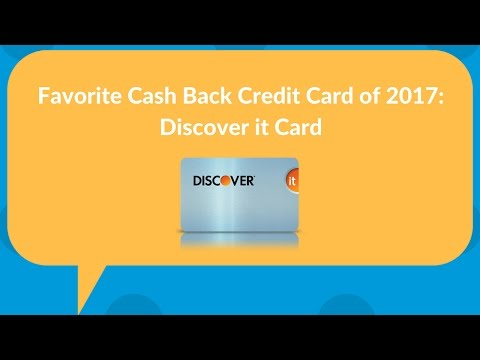 Is Discover It The Best Cashback Credit Card Of
