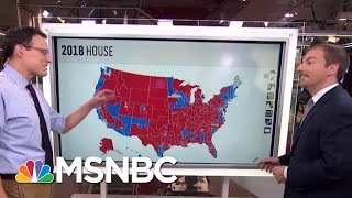 How Democrats 'Rocked The Suburbs' And Won The House | MTP Daily | MSNBC