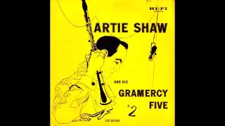 Artie Shaw & His Gramercy Five - Tenderly (Clef Records 1954)