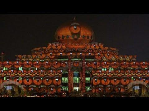 Witness the Sharjah Light Festival