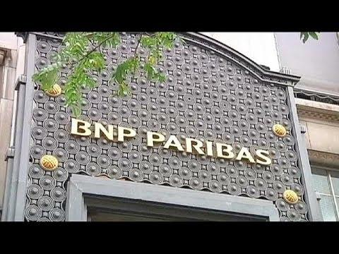 BNP Paribas rischia supermulta da 10 miliardi di dollari negli USA