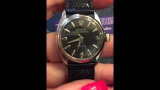 Rolex Oyster Perpetual 1956 Maxgoud visit Watch This Dordrecht