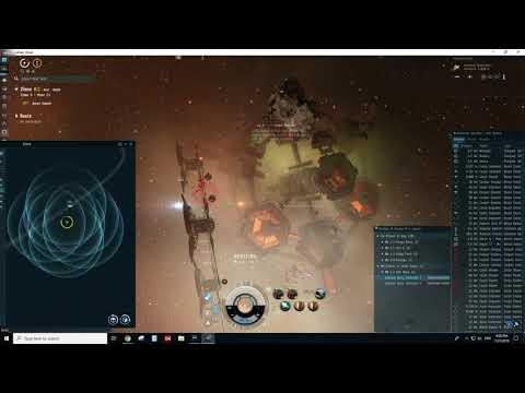 EVE Online: PvE Blood Lookout - Adrian Vexier 2019.07.23