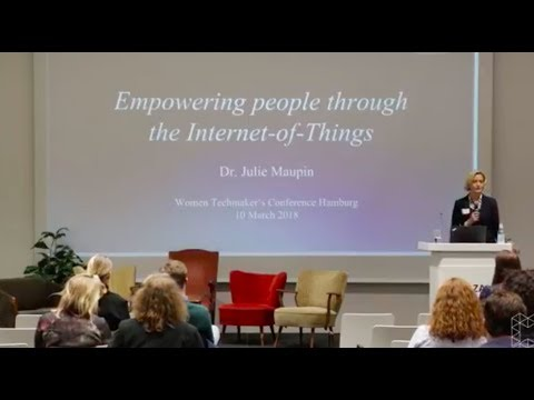 moinblockchain 18 - IOTA: Empowering People through the Internet of Things