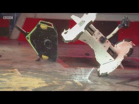 Robot Wars Classics: Carbide vs. Gabriel 2 vs. Big Nipper