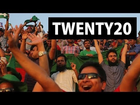 Twenty20 cricket EXPLAINED in 2 minutes