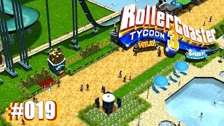 Rollercoaster Tycoon 3 [Soaked] [Wild] #019 - Badeparadies ★ Let